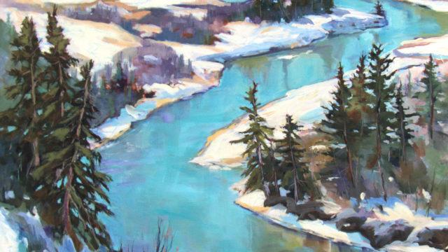 Columbia River - Fairmont