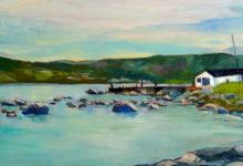 Newfoundland Fishing Shed